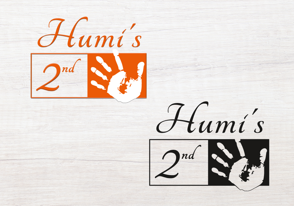 Humi's Secondhand Logoerstellung